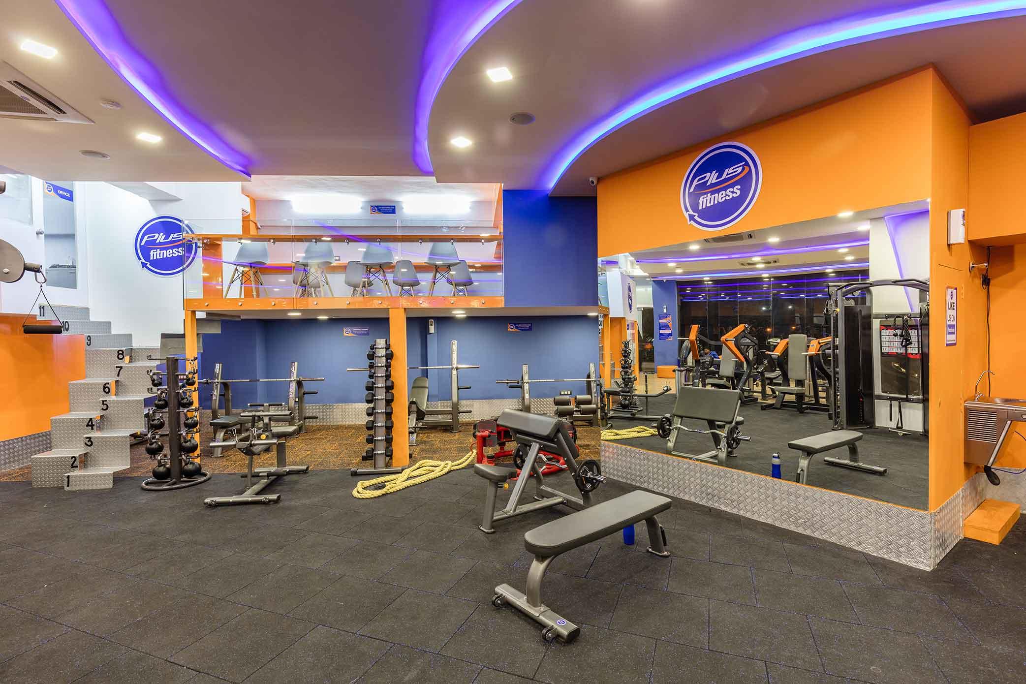 Plus Fitness Memnagar