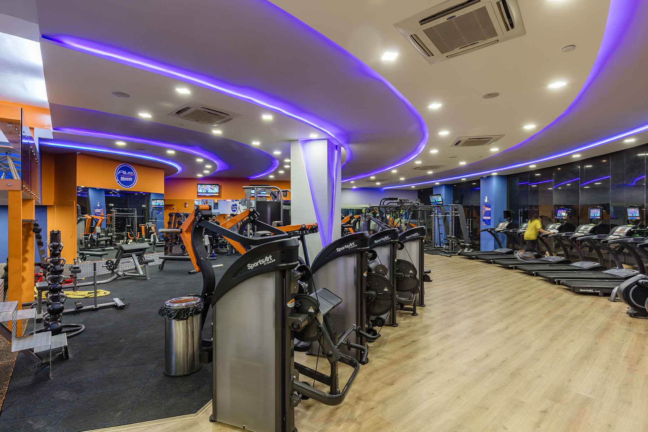 Plus Fitness Memnagar