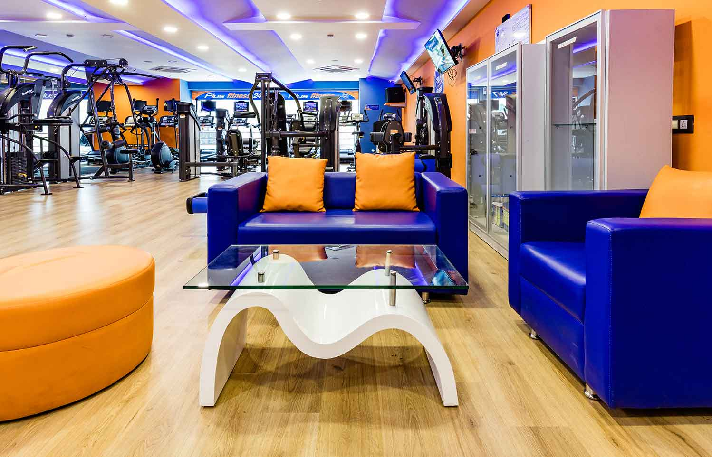 Plus Fitness Bodakdev